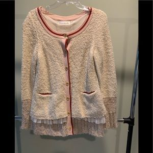 Anthropologie Jackets & Coats - Sweater